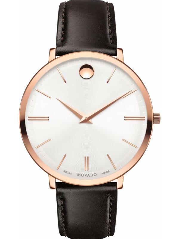 Movado 0607093 Ultra Slim Dames Horloge