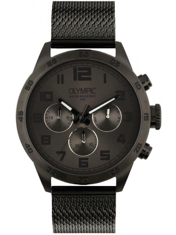 Olympic OL89HGG001 Football Heren Horloge