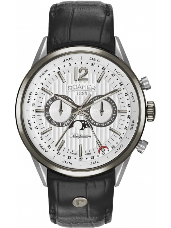 Roamer 508822 40 14 05 Superior Business Multifunction Heren Horloge