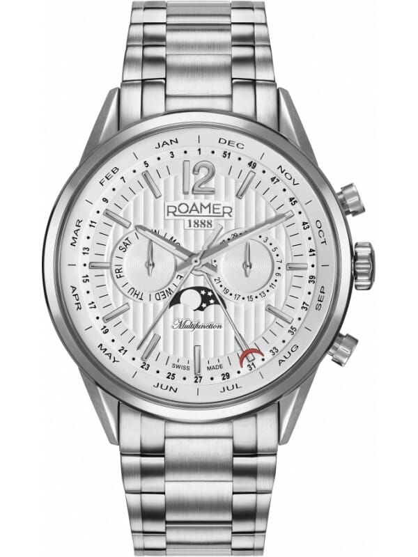 Roamer 508822 41 14 50 Superior Business Multifunction Heren Horloge