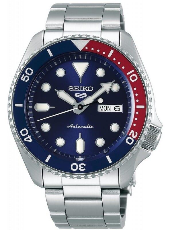Seiko SRPD53K1 Seiko 5 Sports Heren Horloge