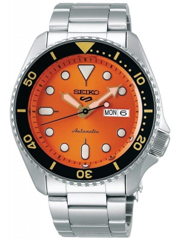 Seiko SRPD59K1 Seiko 5 Sports Heren Horloge