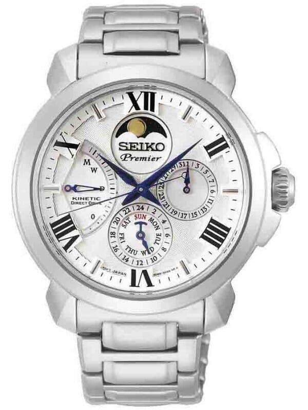 Seiko Premier SRX015P1 Heren Horloge
