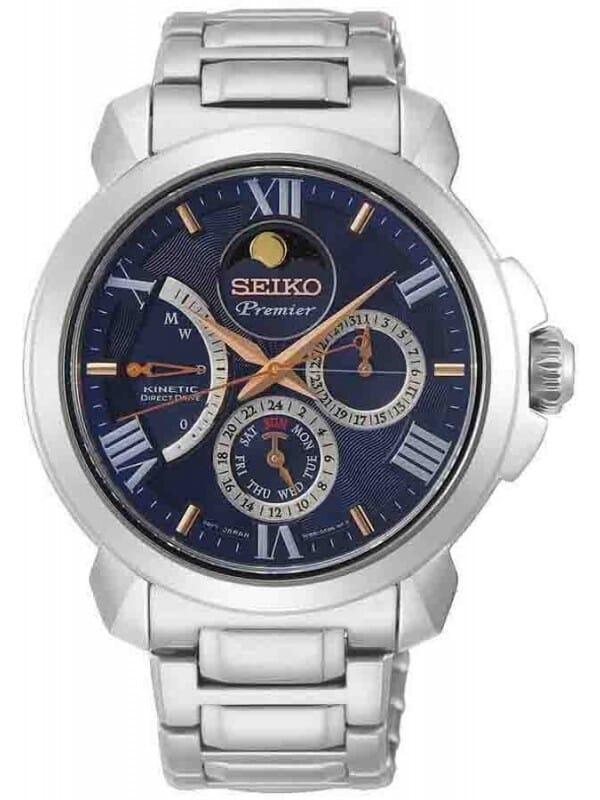 Seiko Premier SRX017P1 Heren Horloge