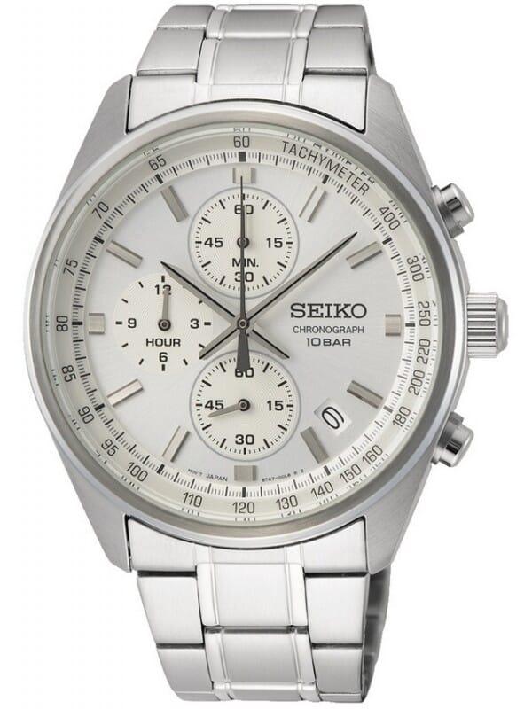 Seiko SSB375P1 Heren Horloge