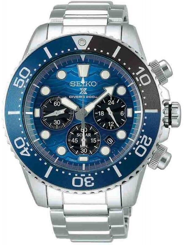 Seiko Prospex SSC741P1 Heren Horloge