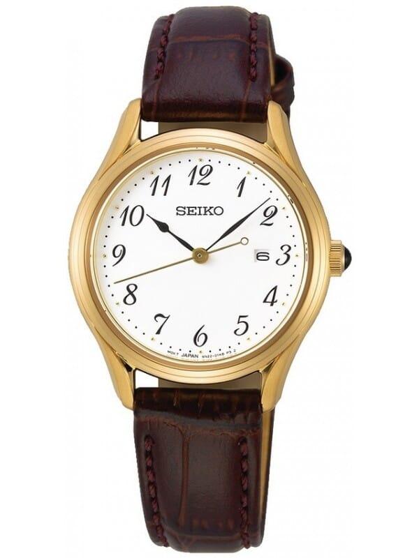Seiko SUR638P1 Dames Horloge
