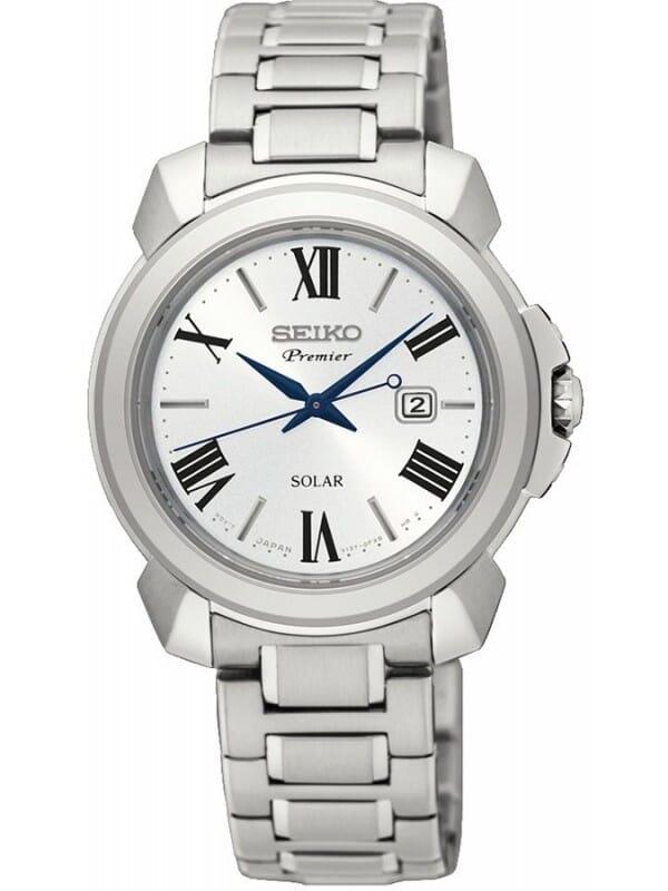 Seiko Premier SUT321P1 Dames Horloge