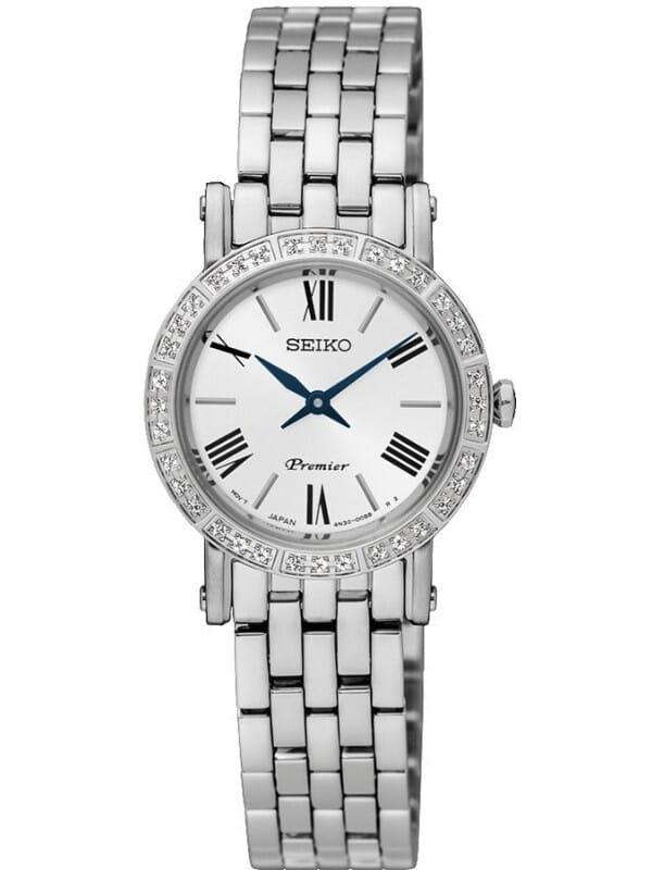 Seiko Premier SWR023P1 Dames Horloge