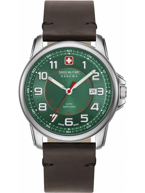 Swiss Military Hanowa 06-4330.04.006 Swiss Grenadier Heren Horloge
