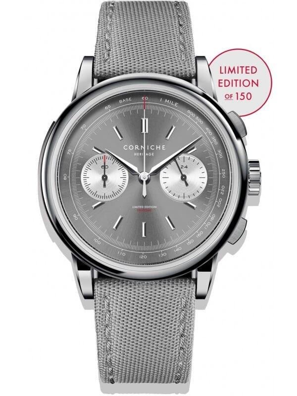 Corniche Heritage Chronograph Fantôme - Limited Edition 150 stuks