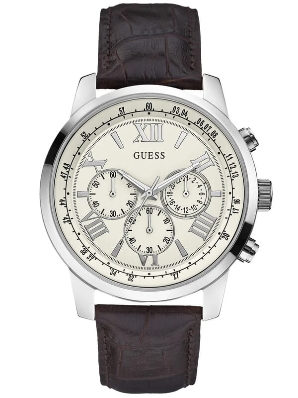 Guess W0380G2 Horizon Heren Horloge