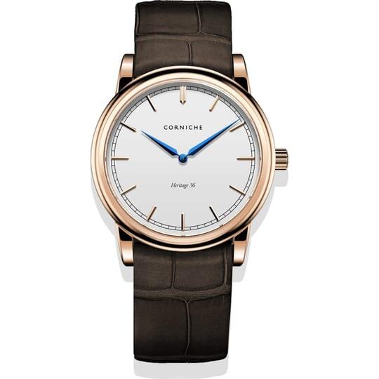 Corniche Heritage 36 C40671 Dames Horloge