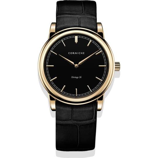 Corniche Heritage 36 C40672 Dames Horloge