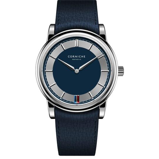Corniche Heritage C40 C1 C50291 Heren Horloge