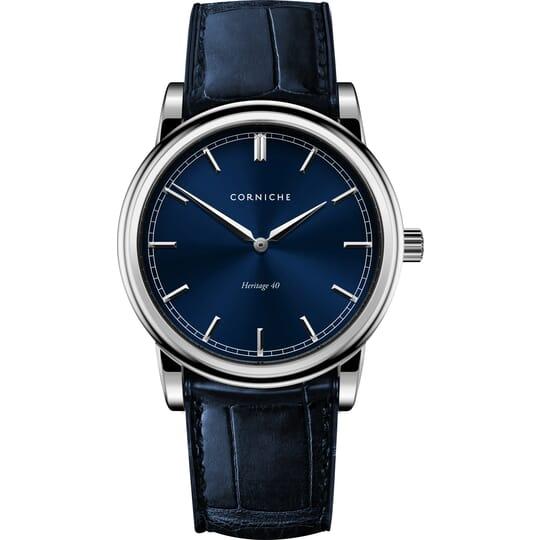 Corniche Heritage 40 C65411 Heren Horloge
