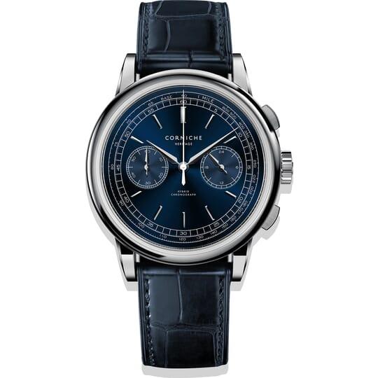 Corniche Heritage Chronograph C65409 Heren Horloge