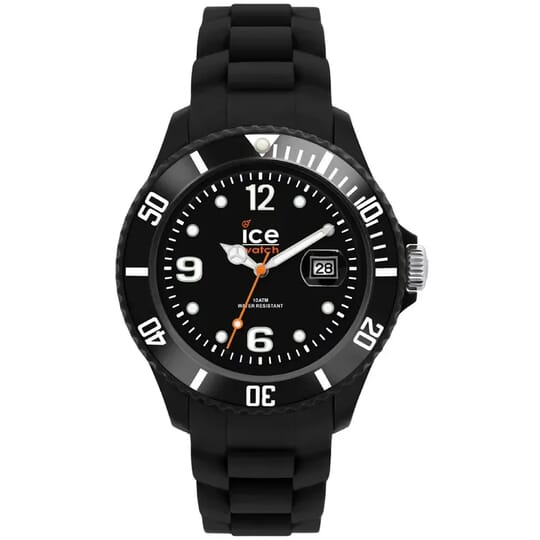 Ice-Watch Sili Forever Black Small SI.BK.S.S.09