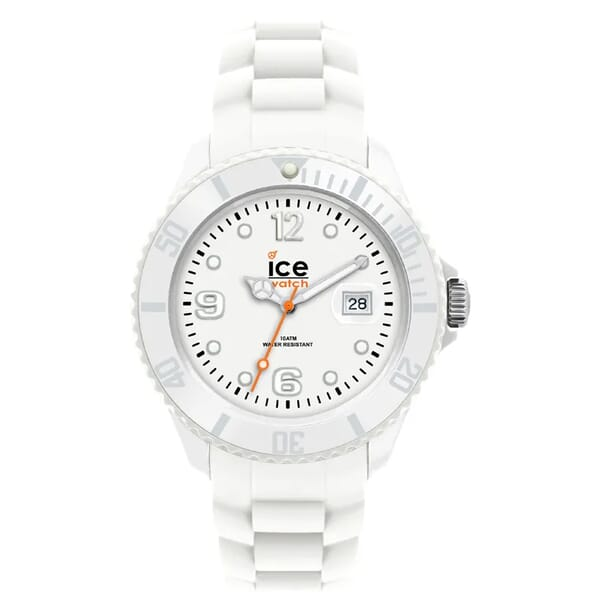 Ice-Watch SI.BK.S.S.09 Sili Forever White Small