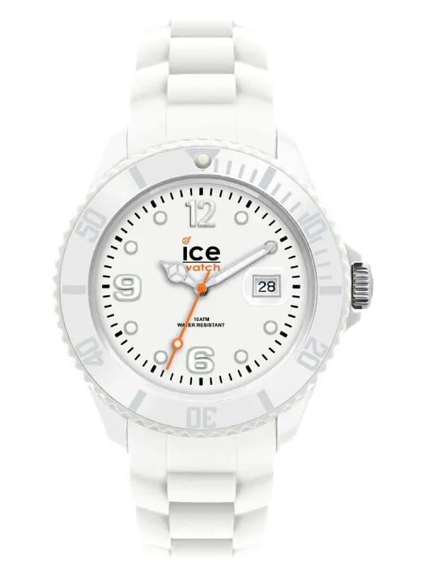 Ice-Watch SI.WE.S.S.09 Sili Forever White Small Dames Horloge