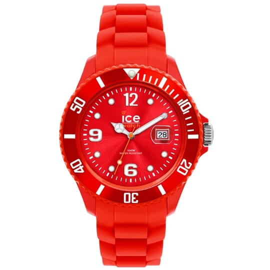 Ice-Watch Sili Forever Red Small SI.RD.S.S.09