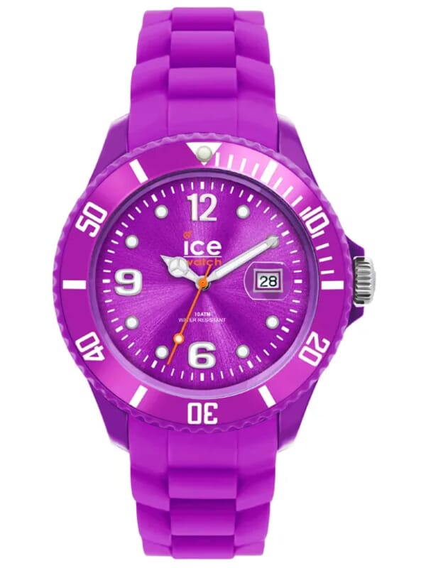 Ice-Watch Sili Forever Purple Small SI.PE.S.S.09 Dames Horloge