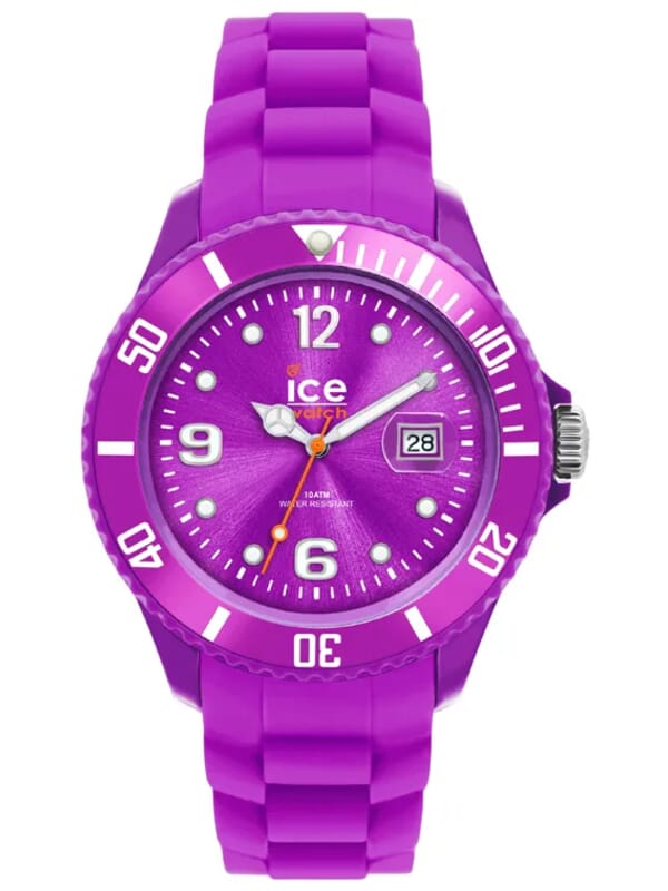 Ice-Watch Sili Forever Purple SI.PE.U.S.09 Unisex Horloge