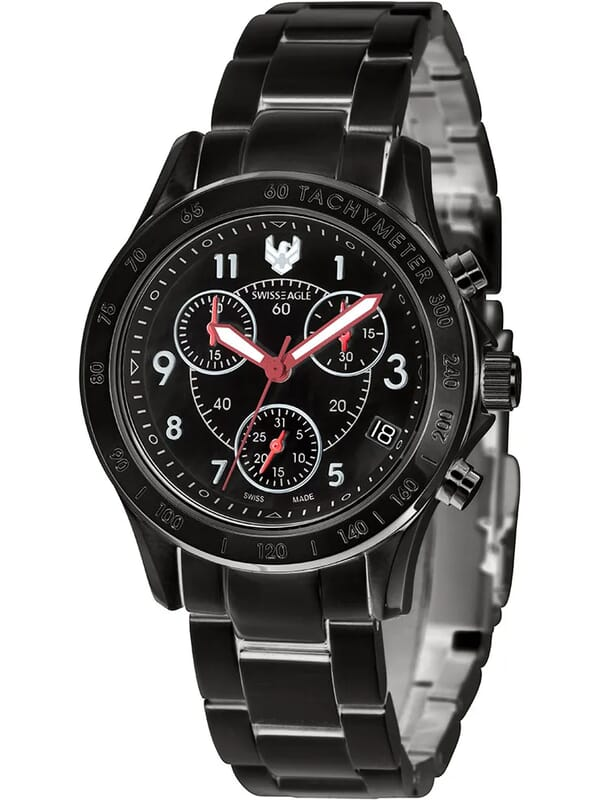 Swiss Eagle Talon SE-6026-66 Heren Horloge