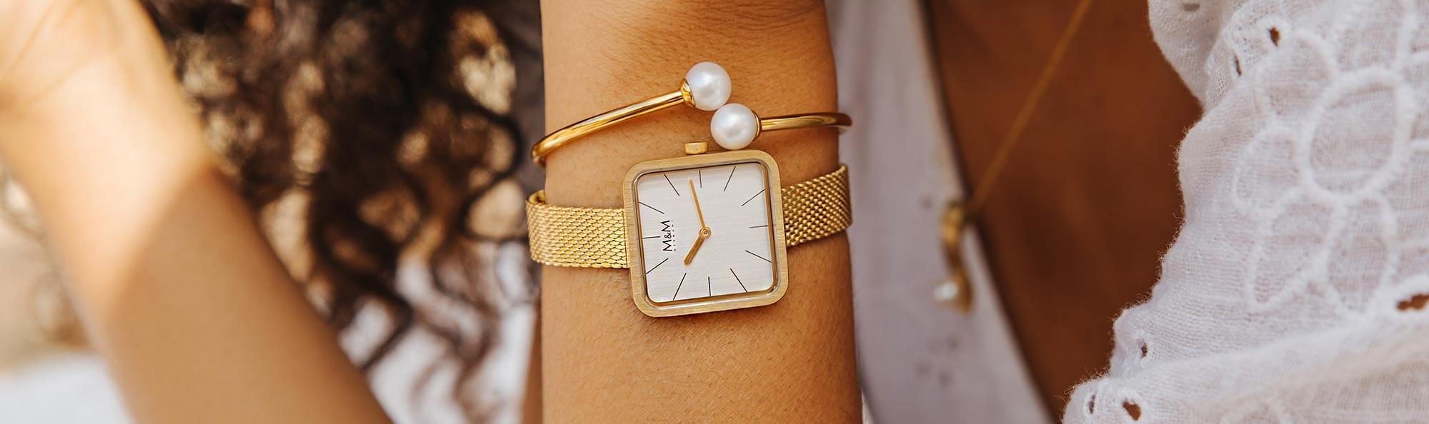 M&M Germany Dames Horloges